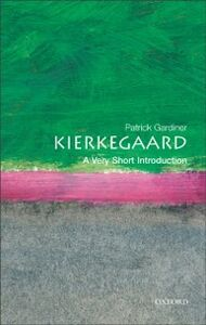 Foto Cover di Kierkegaard: A Very Short Introduction, Ebook inglese di Patrick Gardiner, edito da OUP Oxford