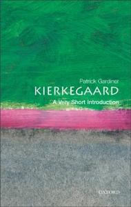 Ebook in inglese Kierkegaard: A Very Short Introduction Gardiner, Patrick