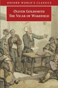 Ebook in inglese Vicar of Wakefield Goldsmith, Oliver