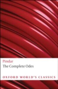 Foto Cover di Complete Odes, Ebook inglese di Pindar, edito da Oxford University Press, UK