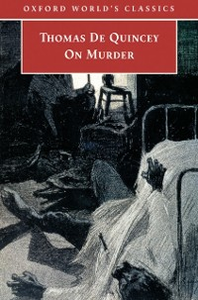 Ebook in inglese On Murder De Quincey, Thomas