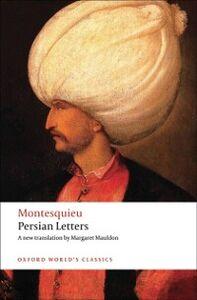 Ebook in inglese Persian Letters Montesquieu, Margaret