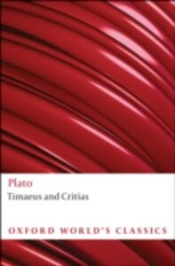 Ebook in inglese Timaeus and Critias Plato, Robin