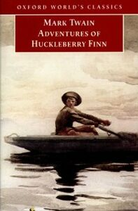 Foto Cover di Adventures of Huckleberry Finn, Ebook inglese di Mark Twain, edito da OUP Oxford