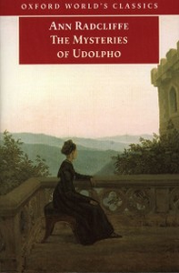 Ebook in inglese Mysteries of Udolpho Radcliffe, Ann