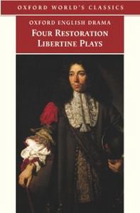 Ebook in inglese Four Restoration Libertine Plays Regehr, Cheryl