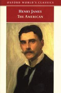 Ebook in inglese American James, Henry