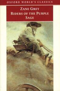 Foto Cover di Riders of the Purple Sage, Ebook inglese di Zane Grey, edito da OUP Oxford