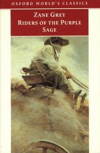 Ebook in inglese Riders of the Purple Sage Grey, Zane