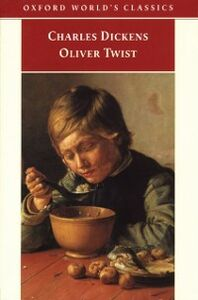 Ebook in inglese Oliver Twist Dickens, Charles