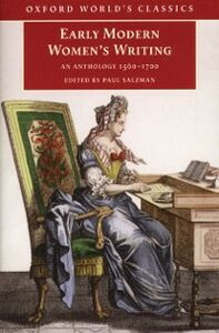 Ebook in inglese Early Modern Women's Writing: An Anthology 1560-1700