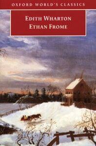 Ebook in inglese Ethan Frome Wharton, Edith