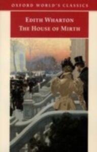 Ebook in inglese House of Mirth Wharton, Edith