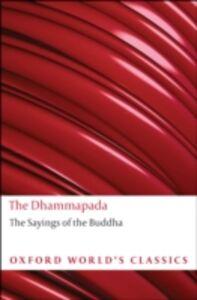 Foto Cover di Dhammapada, Ebook inglese di  edito da OUP Oxford