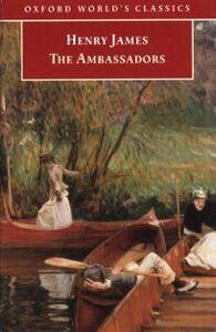 Foto Cover di Ambassadors, Ebook inglese di Henry James, edito da Oxford University Press, UK