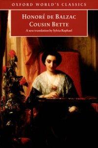 Foto Cover di Cousin Bette, Ebook inglese di HonorA(c) de Balzac, edito da OUP Oxford
