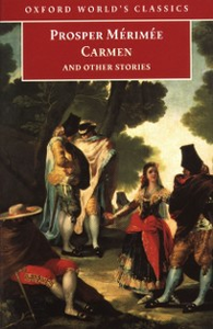Ebook in inglese Carmen and Other Stories Merimee, Prosper