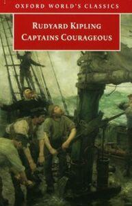 Foto Cover di Captains Courageous, Ebook inglese di  edito da Oxford University Press, UK