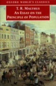 Ebook in inglese Essay on the Principle of Population Malthus, Thomas