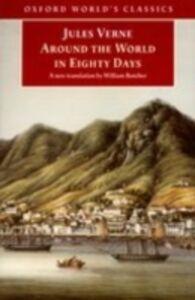 Foto Cover di Around the World in Eighty Days, Ebook inglese di Jules Verne, edito da OUP Oxford