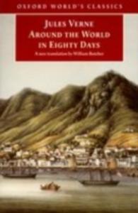 Ebook in inglese Around the World in Eighty Days Verne, Jules
