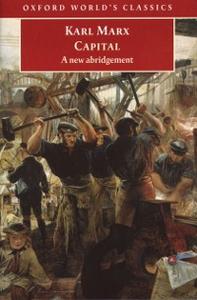 Ebook in inglese Capital: An Abridged Edition Marx, Karl