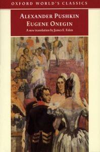 Foto Cover di Eugene Onegin: A Novel in Verse, Ebook inglese di Alexander Pushkin, edito da Oxford University Press, UK