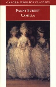 Ebook in inglese Camilla: Picture of Youth Burney, Fanny