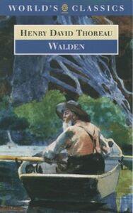 Ebook in inglese Walden Thoreau, Henry David