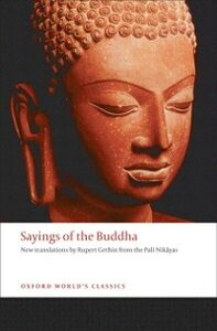 Ebook in inglese Sayings of the Buddha: New translations from the Pali Nikayas