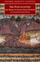 Pancatantra : The Book of India's Folk Wisdom
