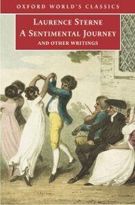 Foto Cover di Sentimental Journey and Other Writings, Ebook inglese di Laurence Sterne, edito da Oxford University Press, UK