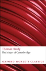 Ebook in inglese Mayor of Casterbridge Hardy, Thomas