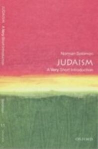 Ebook in inglese Judaism: A Very Short Introduction