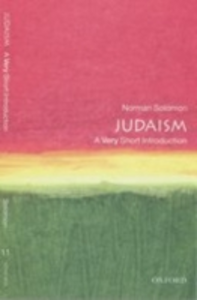 Ebook in inglese Judaism: A Very Short Introduction -, -