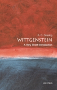 Ebook in inglese Wittgenstein: A Very Short Introduction Grayling, A. C.
