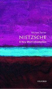 Foto Cover di Nietzsche: A Very Short Introduction, Ebook inglese di Michael Tanner, edito da OUP Oxford