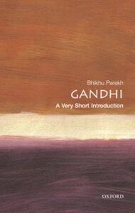 Foto Cover di Gandhi: A Very Short Introduction, Ebook inglese di Bhikhu Parekh, edito da OUP Oxford