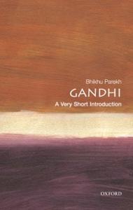 Ebook in inglese Gandhi: A Very Short Introduction Parekh, Bhikhu