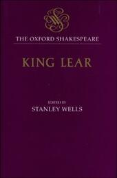 Oxford Shakespeare: The History of King Lear:The 1608 Quarto