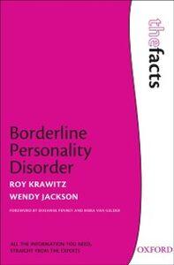 Ebook in inglese Borderline Personality Disorder Jackson, Wendy , Krawitz, Roy