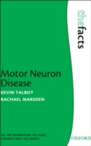 Ebook in inglese Motor Neuron Disease Marsden, Rachael , Talbot, Kevin