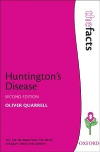 Ebook in inglese Huntington's Disease Quarrell, Oliver W J