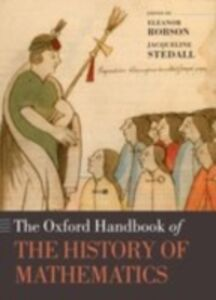 Ebook in inglese Oxford Handbook of the History of Mathematics