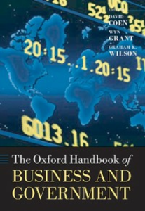 Ebook in inglese Oxford Handbook of Business and Government -, -