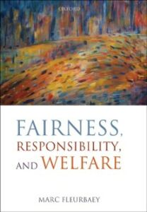 Ebook in inglese Fairness, Responsibility, and Welfare Fleurbaey, Marc