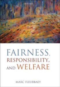 Foto Cover di Fairness, Responsibility, and Welfare, Ebook inglese di Marc Fleurbaey, edito da OUP Oxford