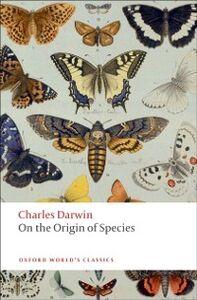 Ebook in inglese On the Origin of Species Darwin, Charles
