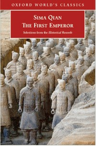 Ebook in inglese First Emperor: Selections from the Historical Records -, -