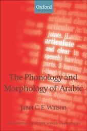 Phonology and Morphology of Arabic